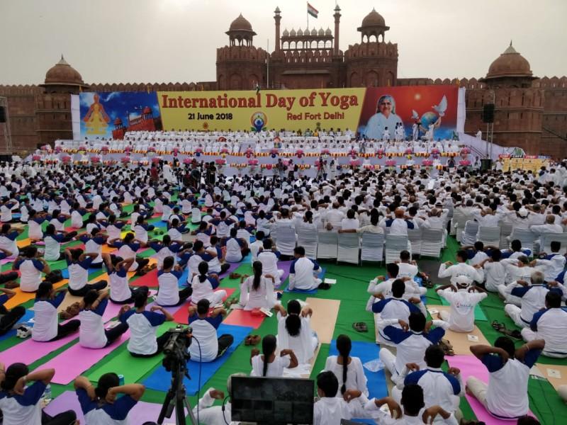 Delhi Yoga day 2018 (3)