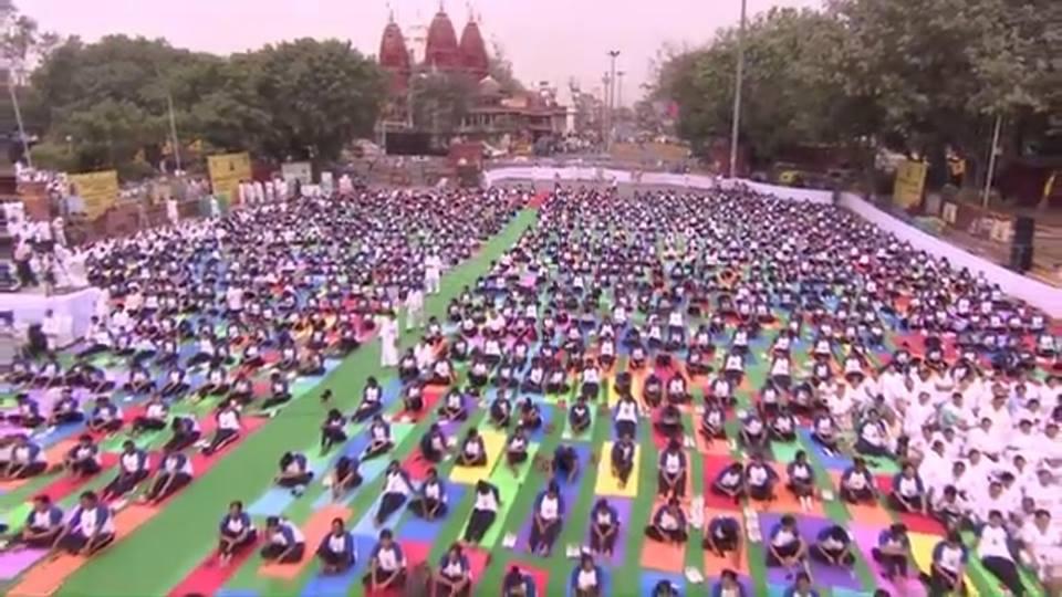 delhi yoga day3