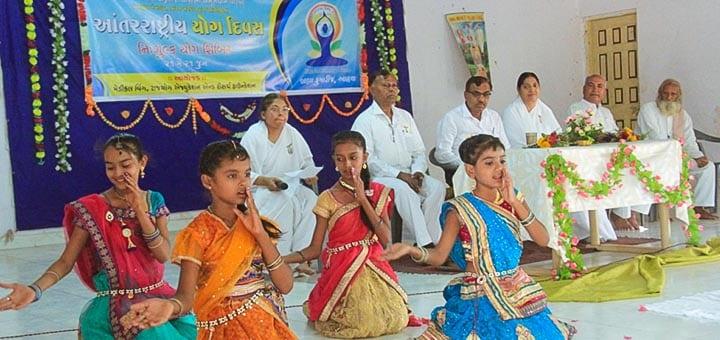 gujarat yoga day5