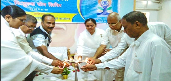 kolhapur yoga day2