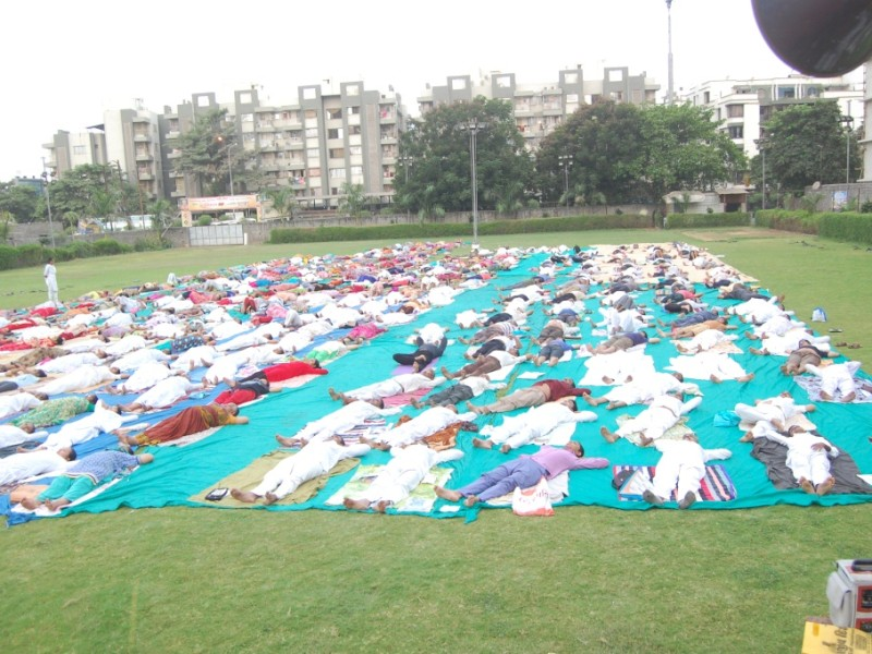 varachha yoga day