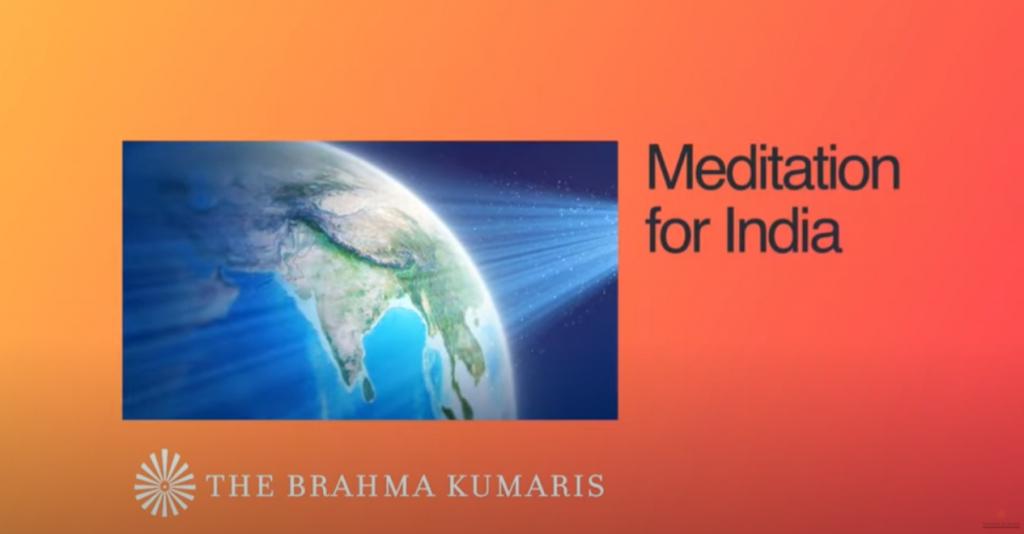 Meditation for India